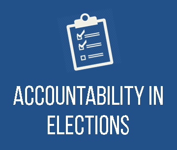 Click for information on Accountability in Elections